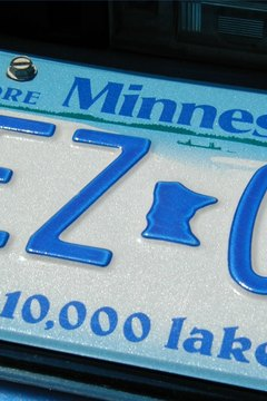 license plates, just a good idea, it, the law