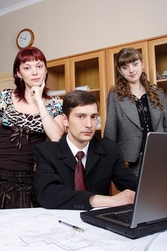 Job applicants often undergo stringent background checks.