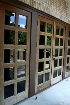 Door handle height regulations are covered by numerous regulatory agencies. & Door Handle Height Regulations | Legalbeagle.com