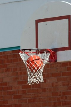 A loose basketball hoop can cause unnecessary injury to students; inspect all equipment often.