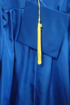 Graduation garb
