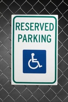Property owners in North Carolina must strictly follow accessible parking regulations.