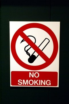 OSHA has created smoking area guidelines.