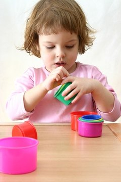 Spatial sense activities help children learn math, science and art.