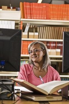 Libraries provide resources for MBA research papers.