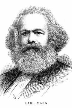 Karl Marx is widely regarded as the father of communism.