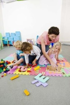 Early childhood education is one possible concentration for a two-year teaching degree.