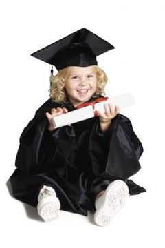 Give each kindergarten student a completion award at the end of the school year.