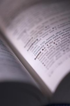 Reading vocabulary definitions from a dictionary will not guarantee retention.
