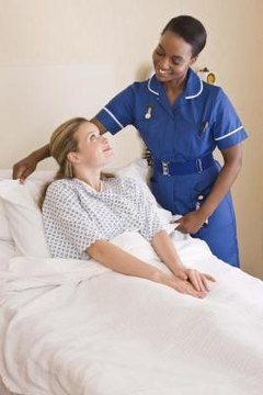 Nurses and other caregivers are often guided by compassion.
