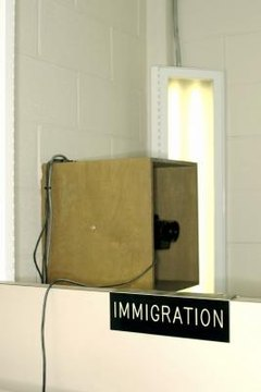 Illegal immigrants can be reported to the U.S. Immigration and Custom Enforcement Agency.