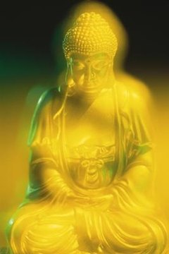 Buddha, or the Enlightened One, is famous for his wisdom.