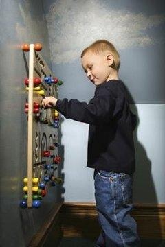 The Developing Skills Checklist measures motor skills.