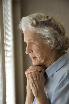 Social isolation can be a problem among the elderly.