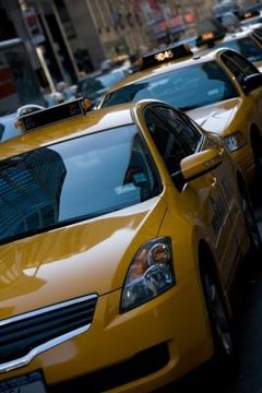 North Carolina taxis are required to have permits prior to operation.