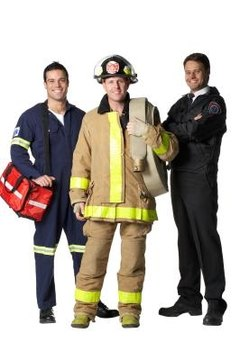community helpers provide for citizens health safety security and other needs - Community Workers
