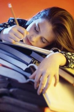 Feeling asleep while studying can be avoided.