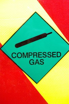 Compressed gas cylinders are hazardous materials and must be transported according to DOT regulations.