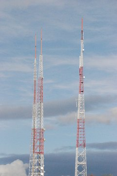 Towers such as these need lights.