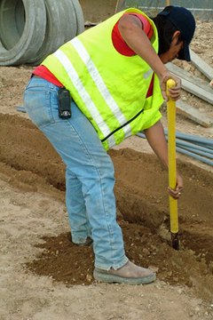 Back injuries occur on the job.