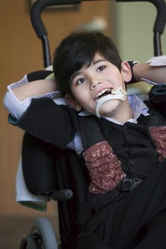 Classroom activities can help students with Cerebral Palsy succeed.
