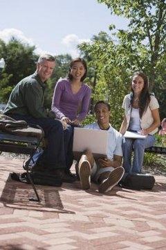 Educators direct young lives.