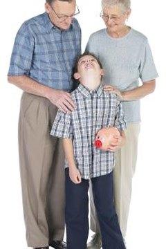 Grandparents, some parental rights