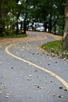 Asphalt is the most commonly found accessible surface serving the needs of those on wheels and on foot.