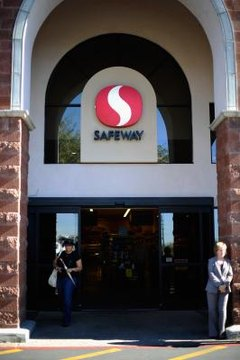 Safeway is one of the largest grocery store chains in the U.S.