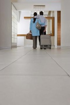The  path of travel connects all the essential elements required to be accessible within a facility.