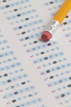 Achievement test results paint an incomplete picture of student knowledge.