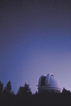 Many top schools give students access to numerous observatories.