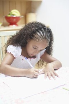 Telling the stories of their lives can motivate young children to write and help them to understand themselves better.