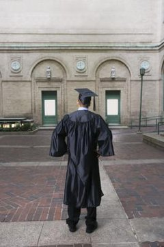 Most colleges accept a GED in lieu of a high school diploma.