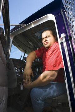 CDL programs get students behind the wheel for training.