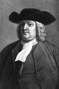 William Penn was the founder of the Quaker colony of Pennsylvania.