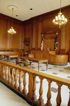 Write a letter to the court to request dismissal from jury duty.