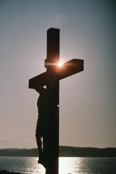 The cross of Jesus Christ is the ultimate sign of love and forgiveness.