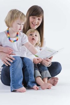 DRA testing levels encourage reading comprehension in children.