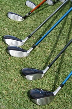 Fairway woods can help you save strokes and control the ball.