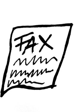 More offices are using email and websites to send documents as opposed to fax machines.