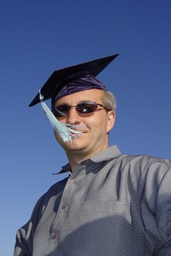 Colleges and universities often send certified copies of degree certificates.