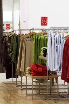 Shop the clearance rack for money savings.