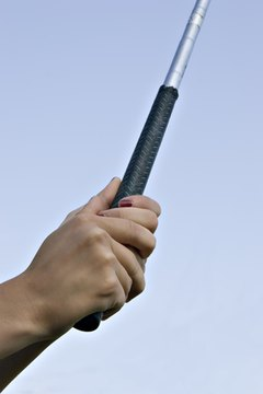 Improper grips, swings or not using a golf glove can cause hand injuries.