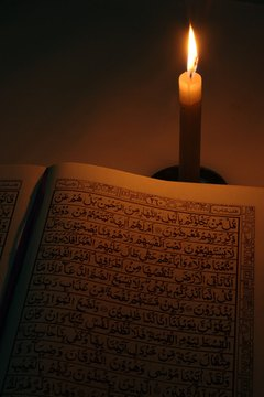 The Quran is the holy book of Islam and considered by Muslims to be the exact word of Allah.