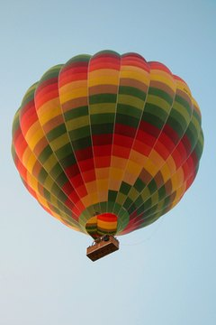 Thinking of how a balloon expands will help you understand how a balloon mortgage works.
