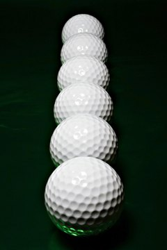 Internal differences make similar-looking golf balls perform in varying ways.