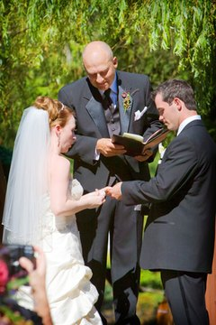 Once Ordained You Can Legally Perform Wedding Ceremonies