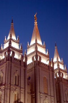 Mormon HQ is in Salt Lake City, Utah