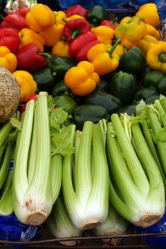 Save money on fruits and vegetables by shopping at your local farmers market.